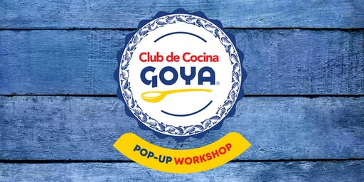 Goya Club Pop-Up Workshop at Hispanic Lifestyle Women's Conference
