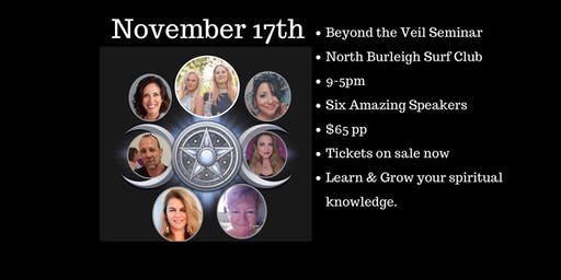 Beyond the Veil Psychic Seminar