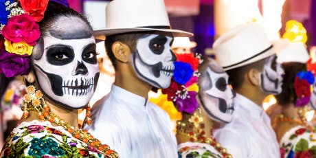 """Free """"Day of the Dead"""" Festival at Restland Funeral Home (Dallas) tickets"""