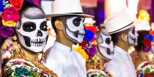 "Free ""Day of the Dead"" Festival at Restland Funeral Home (Dallas)"