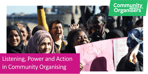 Building Power Through Community Organising
