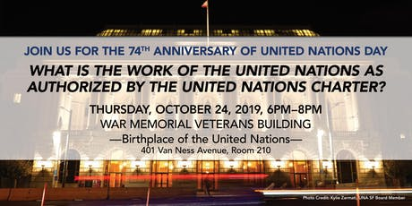 What is the Work of the United Nations as Authorized by the UN Charter? tickets