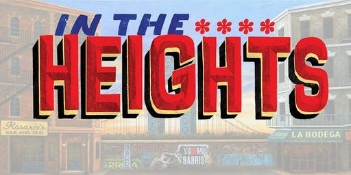 Operation Cheesecake Presents: In the Heights