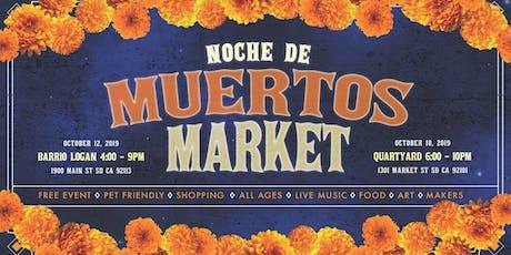 Noche De Muertos Market tickets