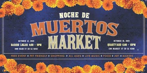Noche De Muertos Market