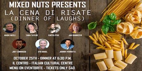 LA CENA DI RISATE (Dinner of Laughs) tickets