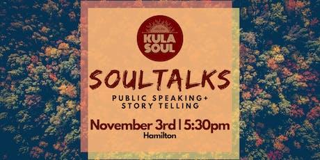 Soul Talks: Fireside Edition tickets