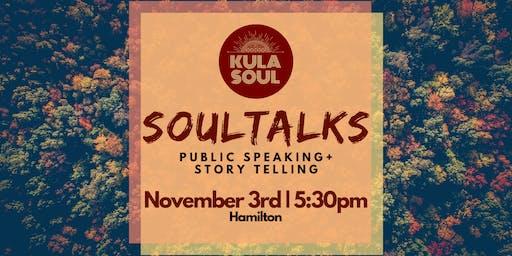 Soul Talks: Fireside Edition