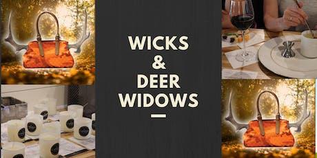 Wicks & Deer Widows tickets