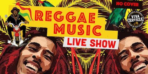 Reggae Music LIVE Show!