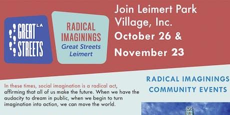 Radical Imagining: Great Streets Leimert tickets