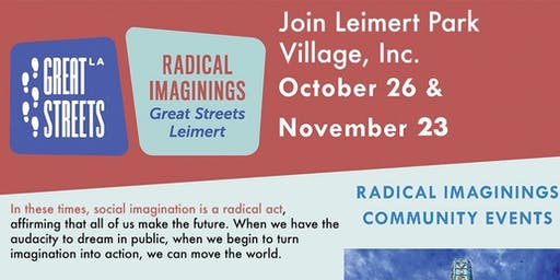 Radical Imagining: Great Streets Leimert