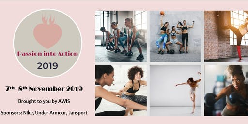 Passion into Action, Women's Conference 2019