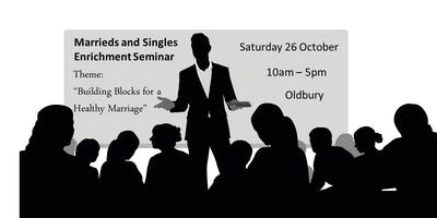 Marrieds and Singles Enrichment Seminar