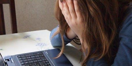 """"""" Social media, cyberbullismo e disabilità: profili educativi, giuridici, informatici e comunicativi"""" biglietti"""