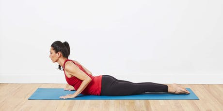 SMS Fit Club: Vinyasa Yoga tickets