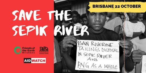 Save the Sepik River