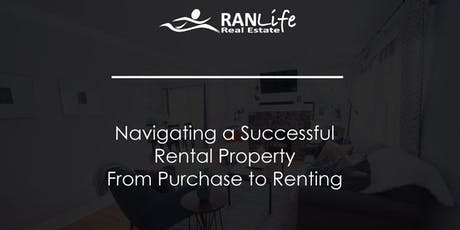 Navigating a Successful Rental Property from Purchase to Renting tickets