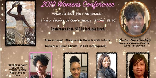 Naked Yet Not Ashamed Women's Conference