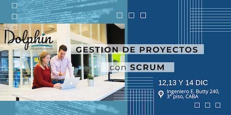 Gestión de proyectos con SCRUM entradas