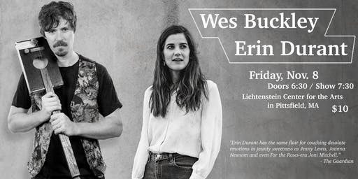 Wes Buckley record release featuring Erin Durant