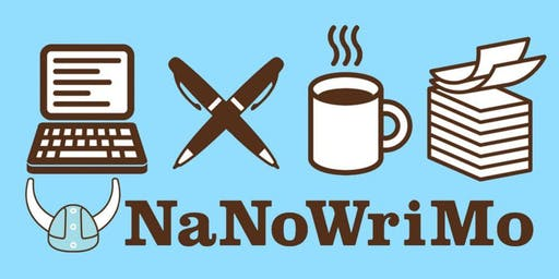 NaNoWriMo Write- In