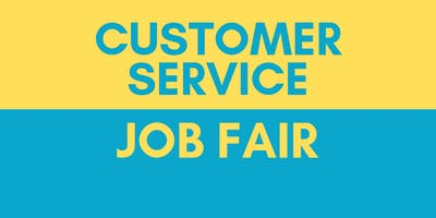 Customer Service Job Fair - October 23, 2019