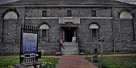 Burlington County Prison Ghost Hunt tickets
