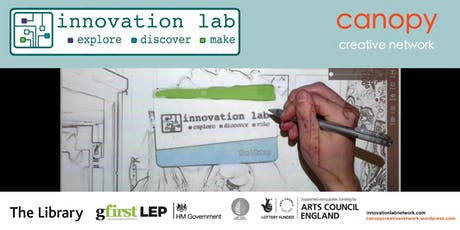 Coleford innovation lab: Dabble with Digital. 10.00 -12.00 tickets