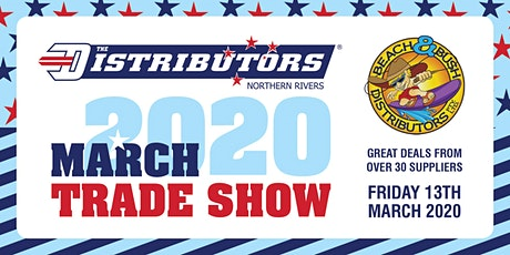 Trade Show 13th March 2020 tickets