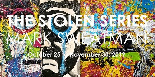 The Stolen Series, an Exhibition of Mark Sweatman Artwork in 2 Galleries