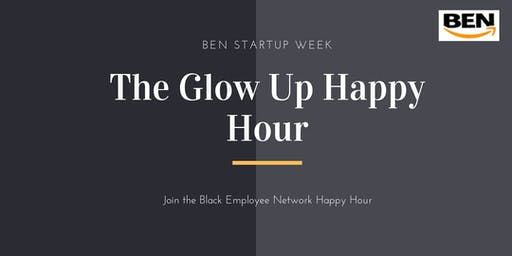 The Glow Up Happy Hour