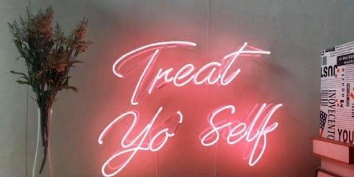 Treat Yourself, Honey! VIP event