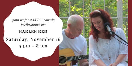 Barlee Red LIVE at Weathered Vineyards Ephrata tickets