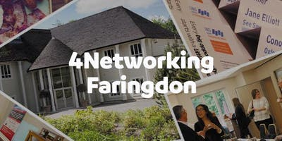 Breakfast Networking in Faringdon Oxfordshire