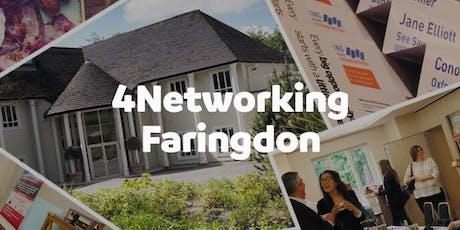 Breakfast Networking in Faringdon Oxfordshire tickets