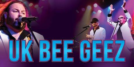 The UK Bee GeeZ tickets