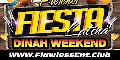 Dinah Shore Weekend LATIN Dance Party FIESTA LATINA