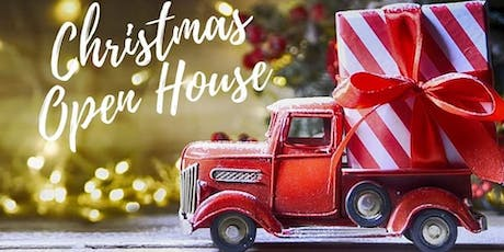 Virgil's Art & Vintage Market Christmas Open House - Day One tickets