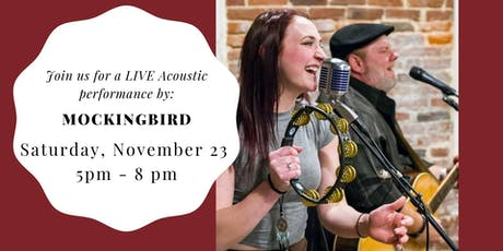 Mockingbird LIVE at Weathered Vineyards Ephrata tickets