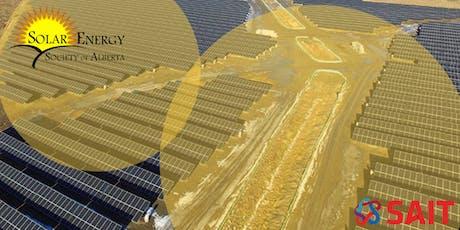 Alberta is Canada's Solar Power House - Calgary tickets