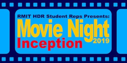 HDR Movie Night 2019
