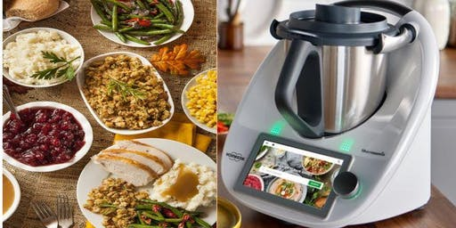 White Plains, Thermomix® Thanksgiving Cooking Class - NY