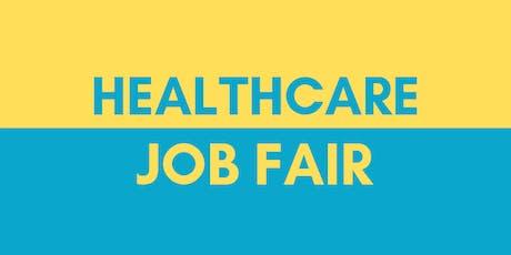 Healthcare Job Fair - November 5, 2019 tickets
