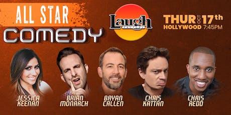 Chris Kattan, Chris Redd, and more - All-Star Comedy! tickets