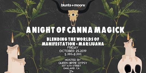 A night of Canna Magick with Brujo Hammy