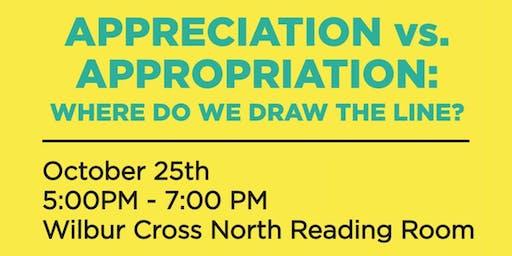 Appreciation vs. Appropriation: Where Do We Draw the Line?