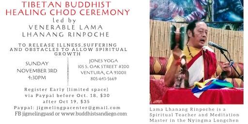 Chod Healing Ceremony - Tibetan Buddhist