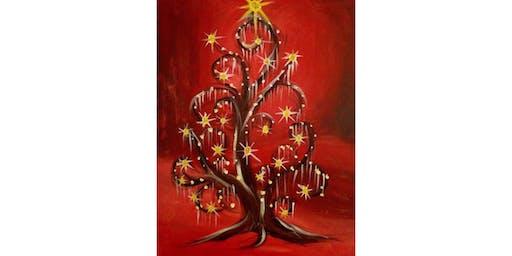 12/9 - Red Swirl Tree @ Waddell's Brewpub & Grille, Spokane