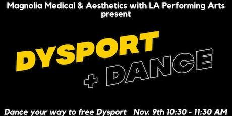 Dysport + Dance tickets